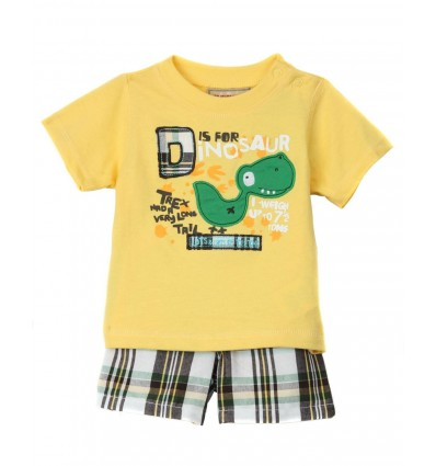 Compleu tricou si pantalon scurt Kids Headquarters