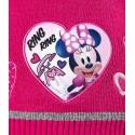 Caciula fete Minnie Mouse roz