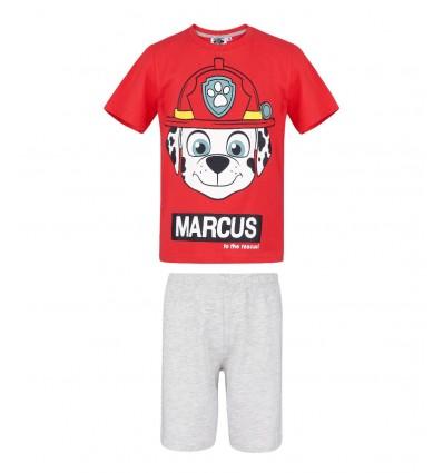 Pijamale copii Patrula Catelusior Marshall