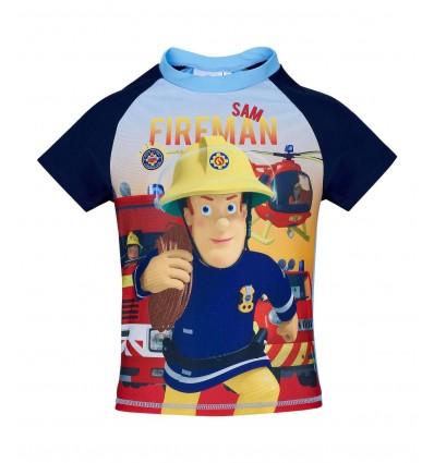 Tricou protectie solara Pompierul Sam