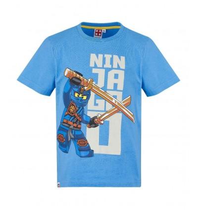 Tricou Lego Ninjago albastru