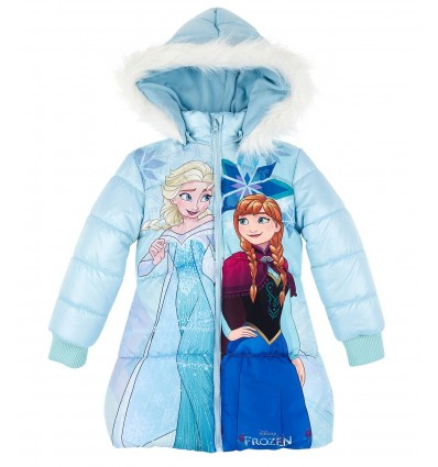 Geaca lunga fete Disney Frozen