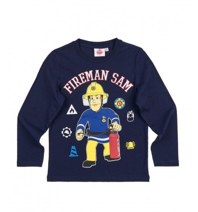 Bluza Pompierul Sam bleumarin