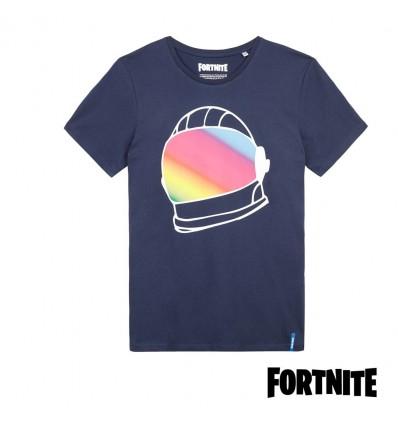Tricou Fortnite albastru