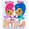 Bluza fete Shimmer and Shine