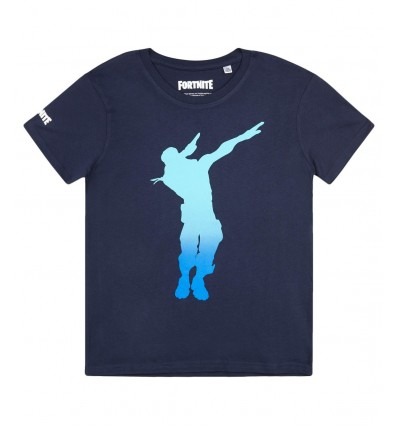 Tricou Fortnite DAB albastru