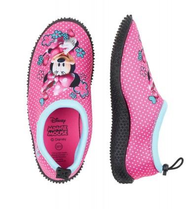 Papuci de plaja si apa Disney Minnie Mouse