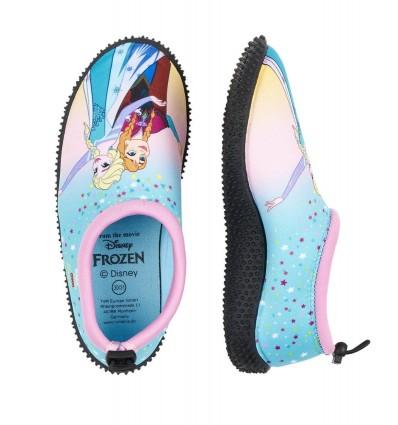 Papuci de plaja si apa Disney Frozen