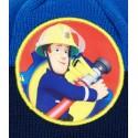 Caciula Pompierul Sam bleumarin/albastru