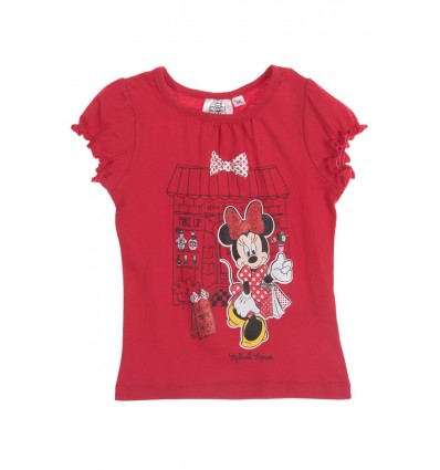 Tricou fete Disney Minnie Shop