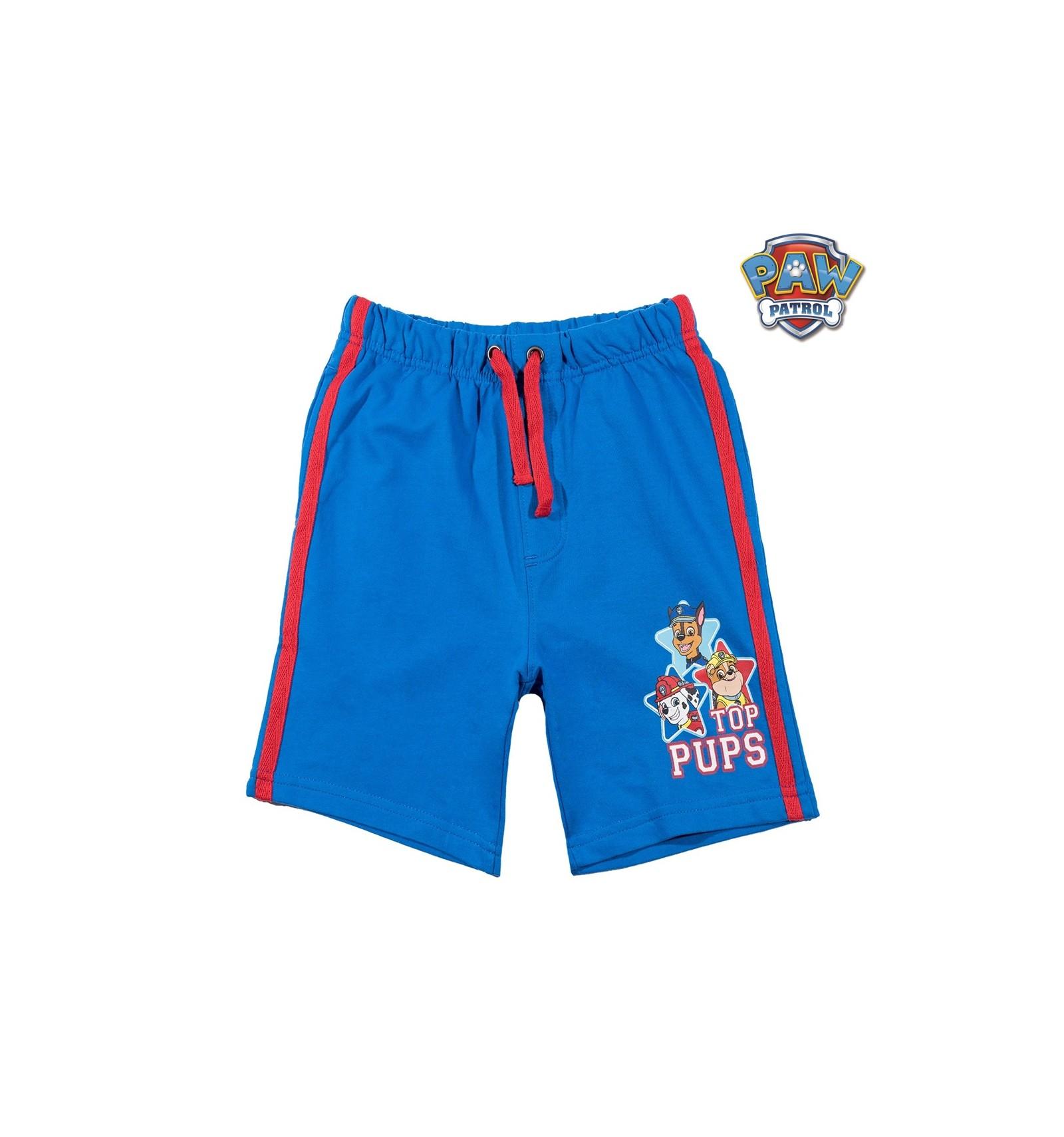autentic neînvins x diferit Pantaloni copii cu Patrula Catelusilor albastru